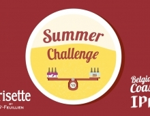 « Summer Challenge » on Facebook